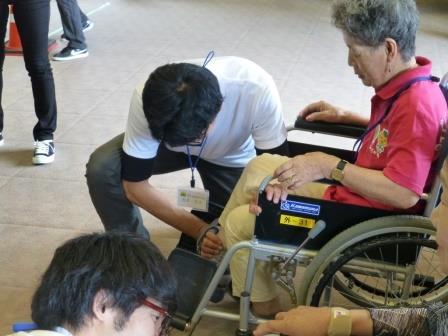 平成26年度介護予防推進キャンペーン 『介護予防デビューしてみませんか!~健康寿命の延ばし方』
