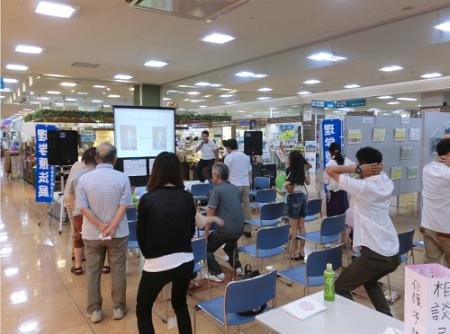 理学療法展2014 ~姿勢と健康~