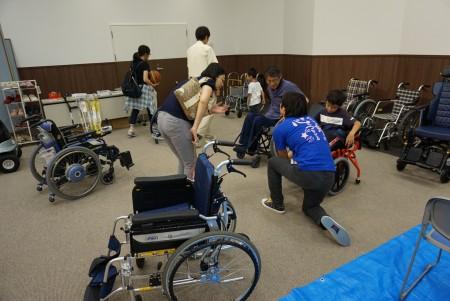 富山県理学療法士会 理学療法週間事業