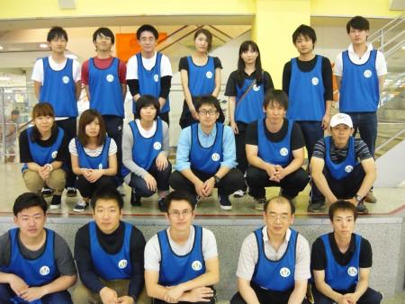 理学療法週間イベント2015 in長門~全国一斉・介護予防推進キャンペーン~