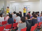 介護予防教室 「元気で長生きをするために」(1)