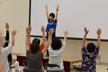理学療法の日~運動で元気に健康に~ 「介護予防・健康増進キャンペーン」