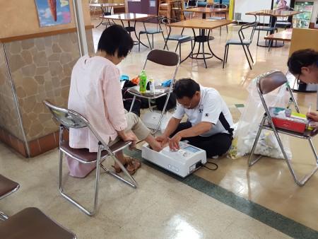 2016理学療法週間全国一斉イベント 7月17日 地域の皆さんを元気にします! In鳥取