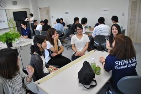 島根県理学療法士会の活動紹介