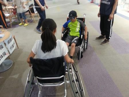 介護予防・健康増進キャンペーン/もっと知ろう健康のこと、障がいのこと~体力評価、健康指導、車椅子・障がい者スポーツ体験~