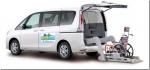 マグネットシート車イメージ写真(滋賀県理学療法士会)